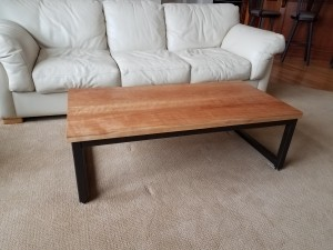 custom cherry coffee table