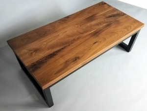 Custom Walnut Coffee Table St. Paul