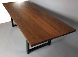 Custom Walnut Dining Table