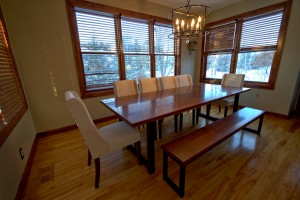 Custom Dining Table Minneapolis mn