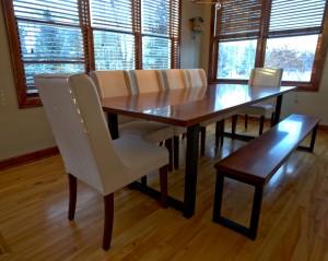 Custom Dining Table Plymouth MN