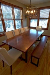 Custom Dining Table Minneapolis and St. Paul