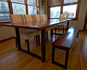Custom Dining Table Minneapolis MN