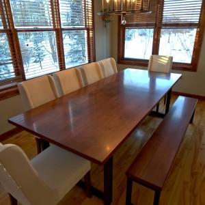 Custom Dining Table Minneapolis