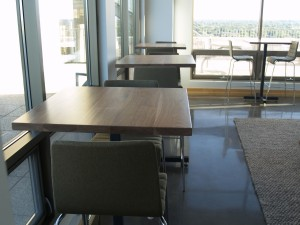 7 Walnut High Top Tables - Four Fields Furniture MN 55118