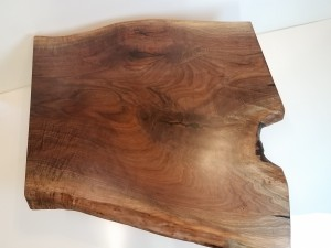 Walnut Live Edge Coffee Table Top