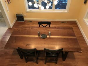 walnut live edge dining table 6 (5)