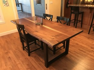 walnut live edge dining table 6 (6)