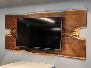 walnut live edge wall hanger minneapolis st. paul 5