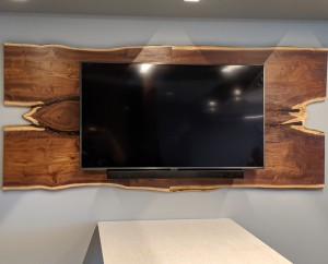 walnut live edge wall hanger minneapolis st. paul 6